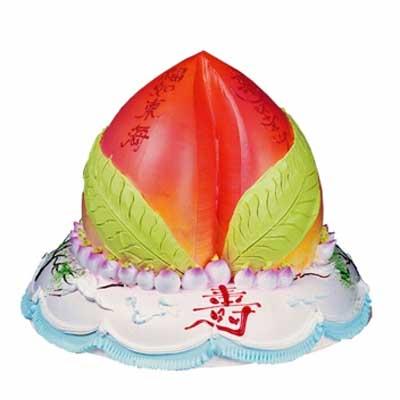 祝寿蛋糕/寿元无量-订花人鲜花