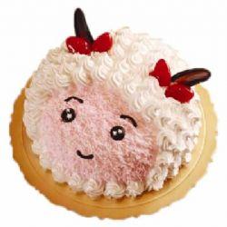 �r奶蛋糕/美羊羊