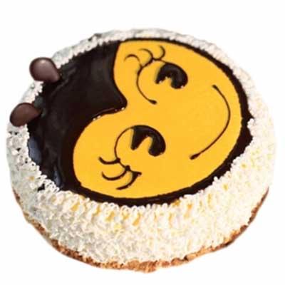 奶油蛋糕/幸福小蜜蜂-�花人�r花