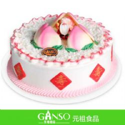 元祖蛋糕/蟠桃献颂