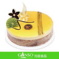 元祖蛋糕/柳橙慕思8�