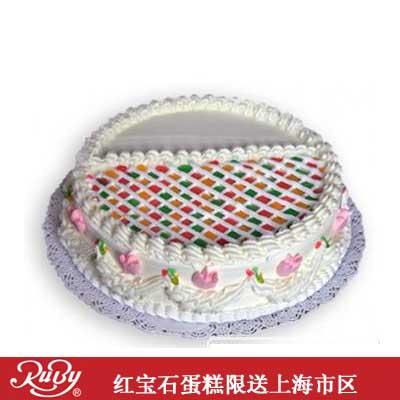 红宝石蛋糕/鲜奶蛋糕#32