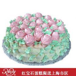 红宝石蛋糕/玫瑰蛋糕16