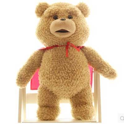 毛绒玩具/泰迪熊公仔-订花人鲜花