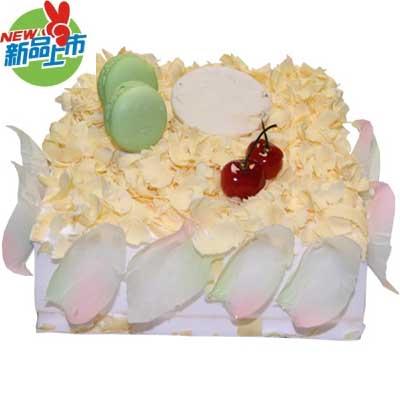 巧克力蛋糕/简单爱-订花人鲜花