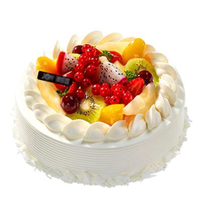水果蛋糕/曼陀风舞