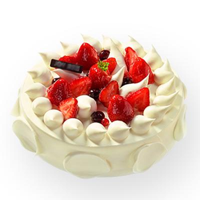 水果蛋糕/�美心情