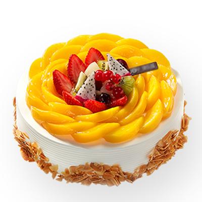 水果蛋糕/金色盛典