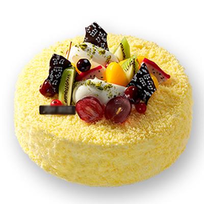 水果蛋糕/静谧心语