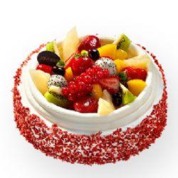 水果蛋糕/莓果总动员