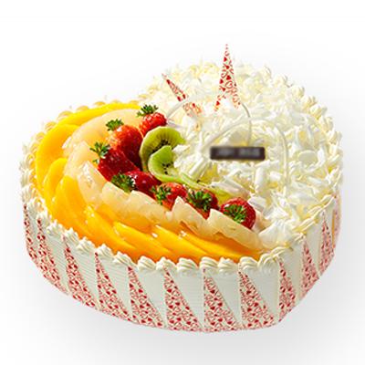 水果蛋糕/真爱之吻