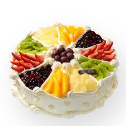 水果蛋糕/五彩部落格