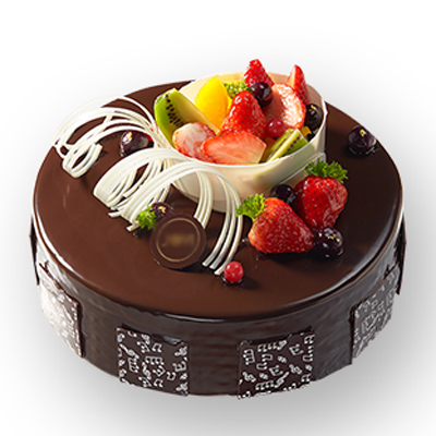 巧克力蛋糕/华丽序曲
