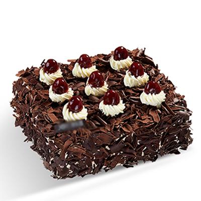巧克力蛋糕/魔幻时光