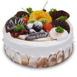 水果蛋糕/木��