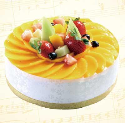 水果蛋糕/梦幻华尔兹