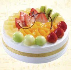 水果蛋糕/彩虹奇�