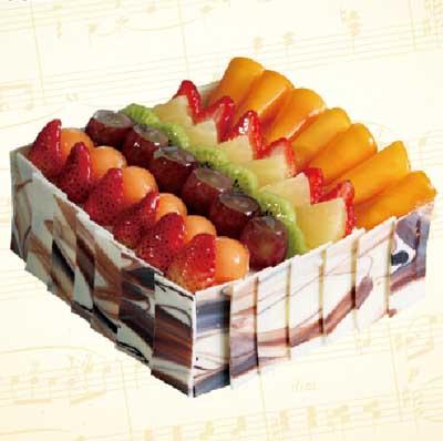 水果蛋糕/音乐魔方