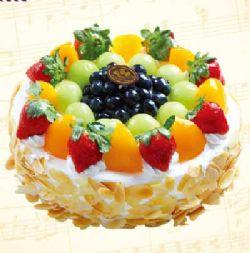 水果蛋糕/蓝莓之夜