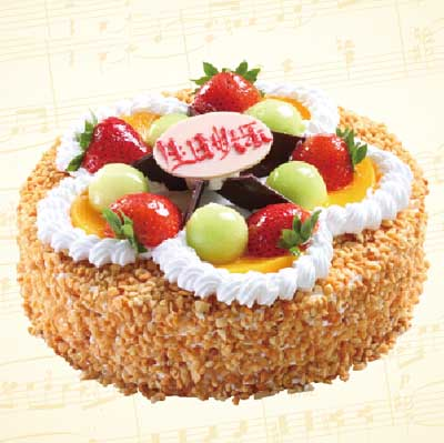 水果蛋糕/星语心愿
