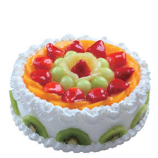 水果蛋糕/金玉满堂