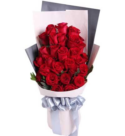 29枝红玫瑰/Romance