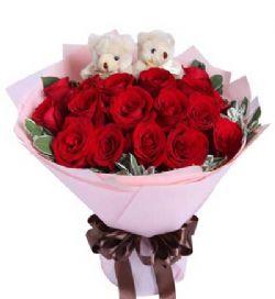 19枝红玫瑰/守护爱情