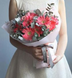 水瓶座守护花