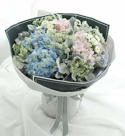 处女座守护花-订花人鲜花